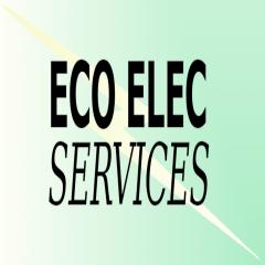 Logo Eco Elec Services électricité et installation électrique Aisne 02