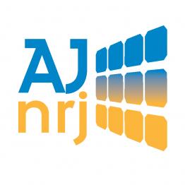 Logo AJnrj installation de panneaux photovoltaïques Mayenne 53