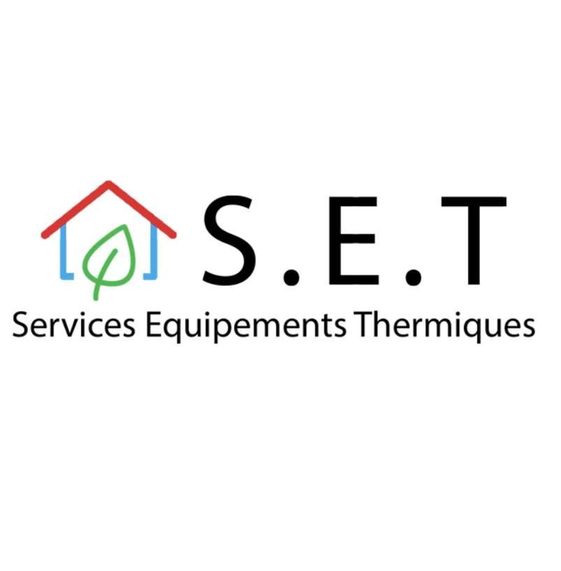 Logo S.E.T Services Équipements Thermiques installation de système de chauffage Hauts-de-Seine 92
