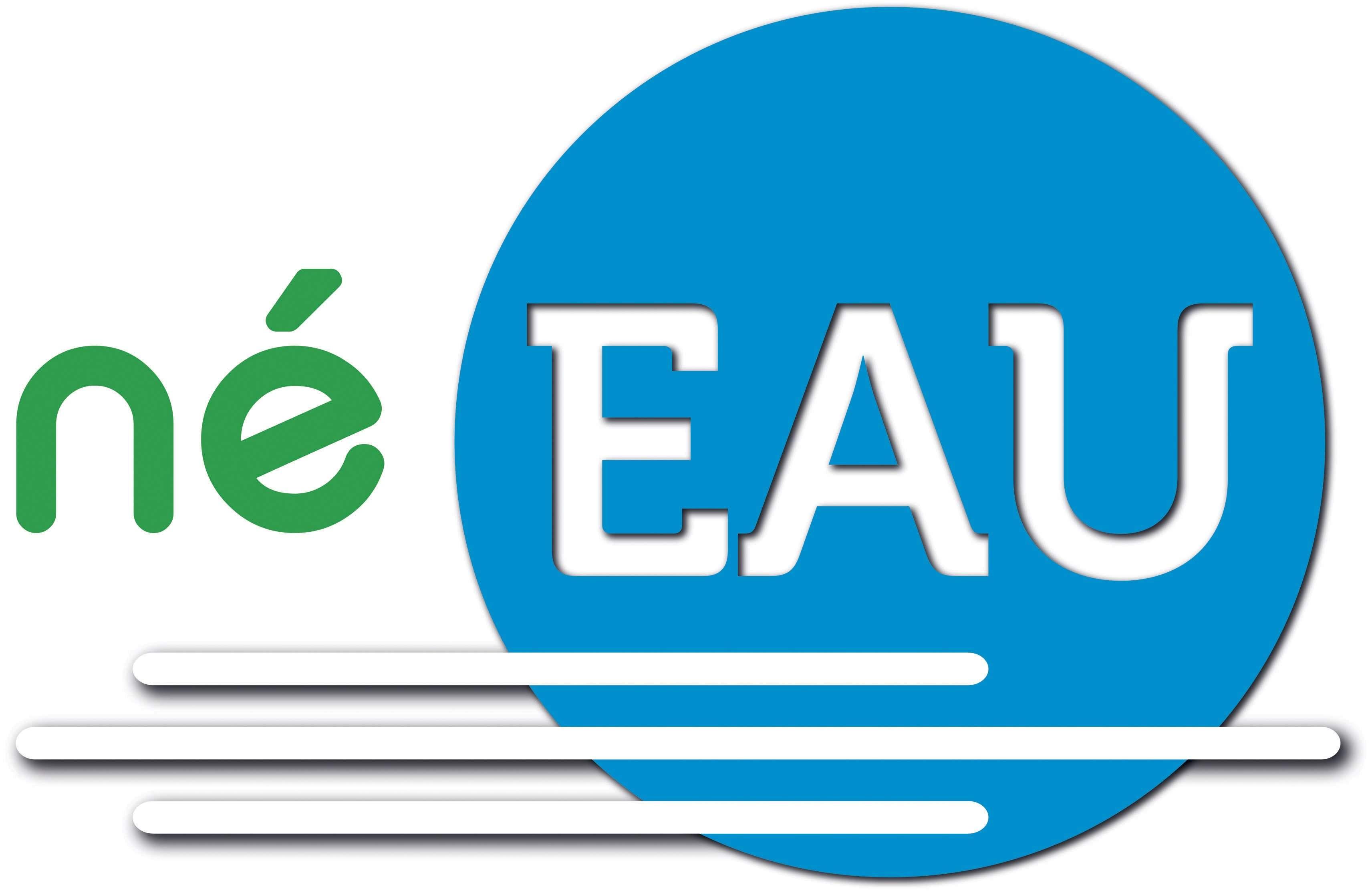 Logo néEAU installation de système de chauffage Paris 75010