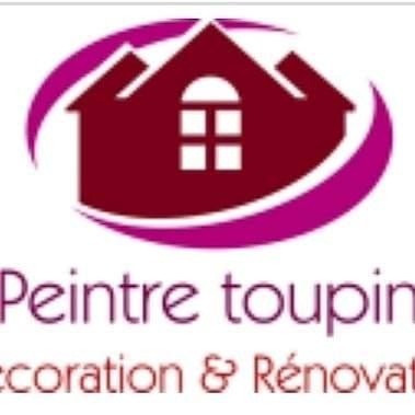 Logo Peintre toupin paris 15 aménagement intérieurs des combles Paris 15ème 75015