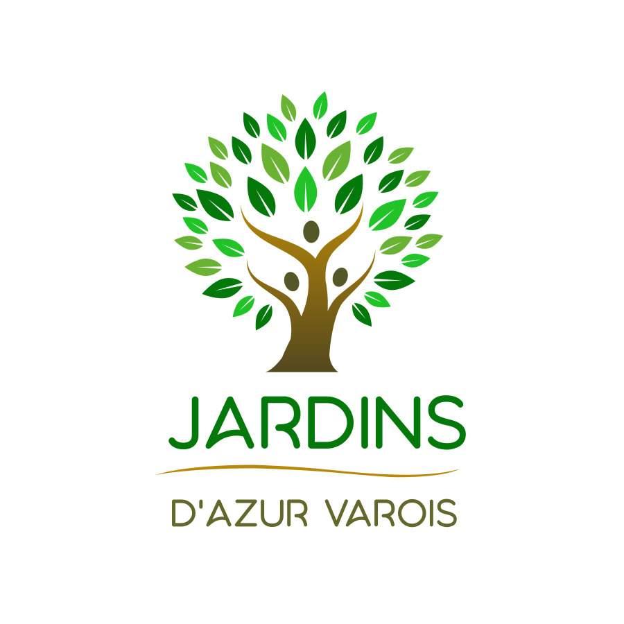 Logo SAS JARDINS D'AZUR VAROIS installation de porte de garage Var 83