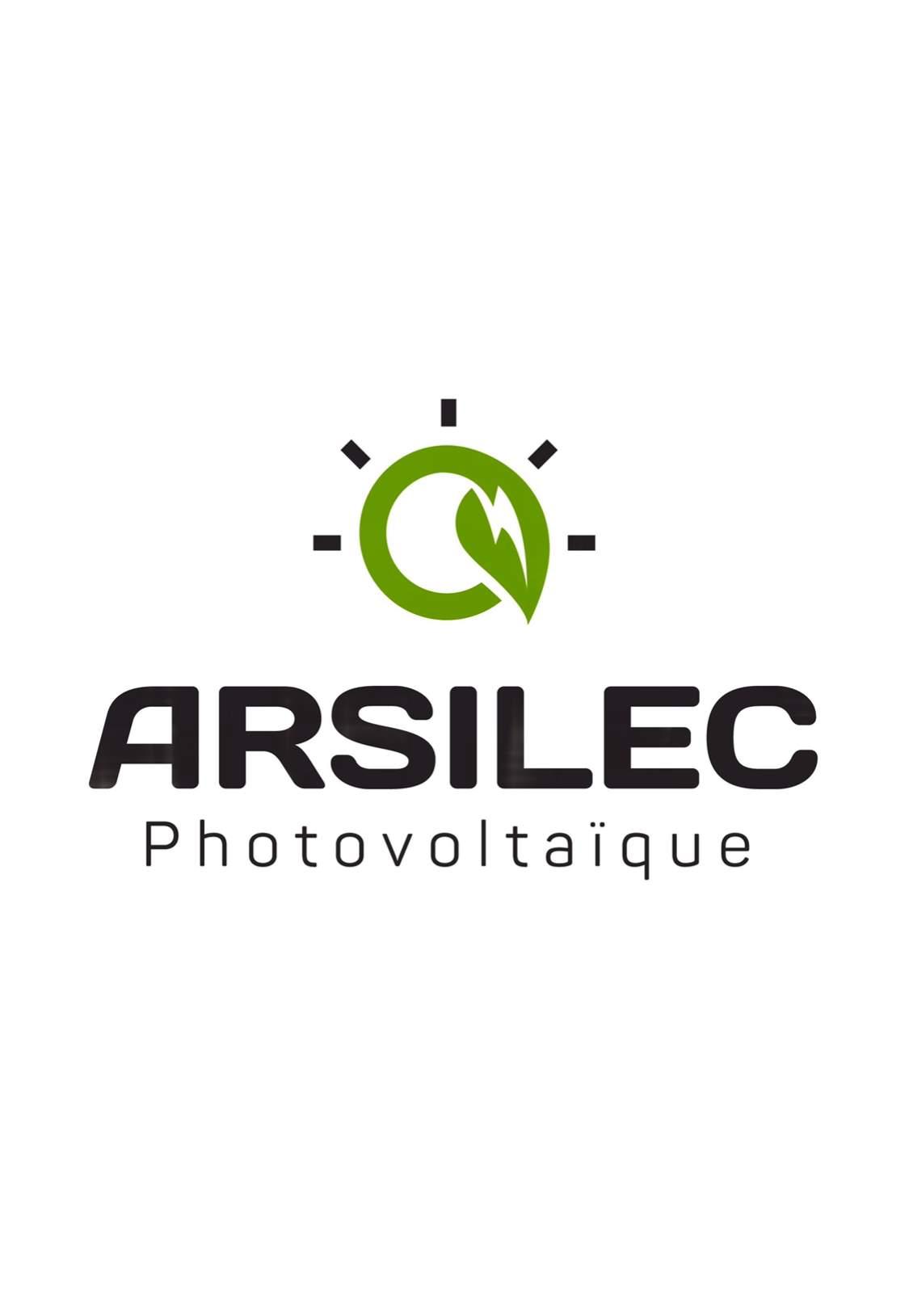 Logo Arsilec photovoltaïque installation de panneaux photovoltaïques Rhône 69