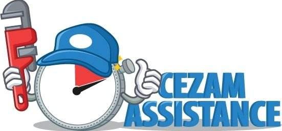 Logo Cezam assistance installation et entretien de chaudière Val-de-Marne 94