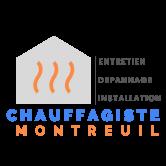 Logo Chauffagiste Pro Montreuil installation de chauffe-eau et ballon d'eau chaude Seine-Saint-Denis 93
