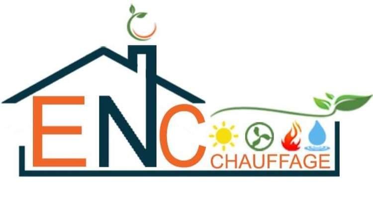 Logo ENC CHAUFFAGE installation de chauffe-eau et ballon d'eau chaude Alpes-Maritimes 06