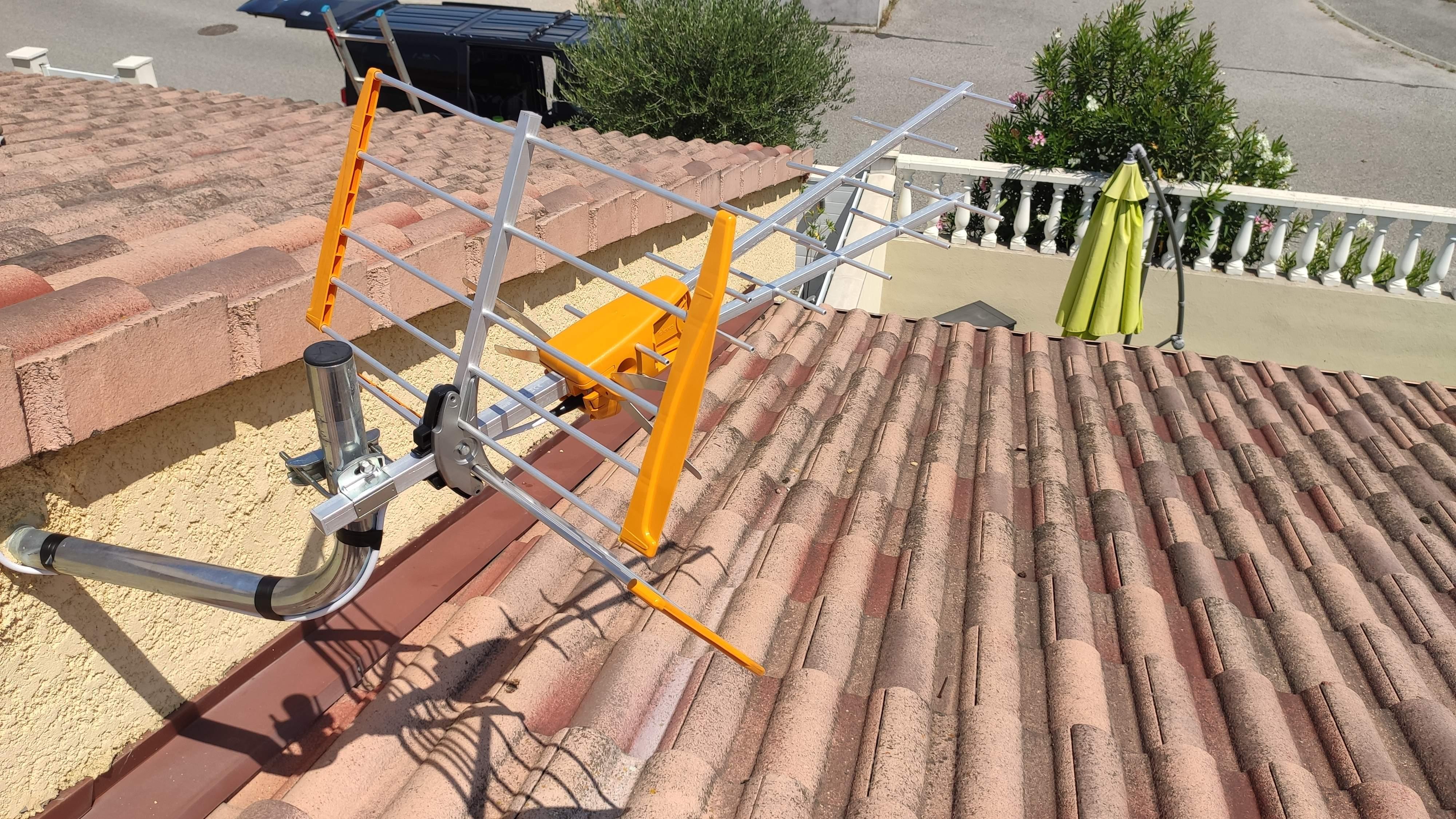 Logo Antenne et SAT multiservice installation de système de chauffage électrique Drôme 26