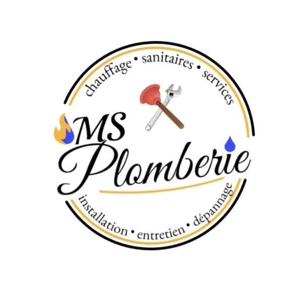 Logo M.S. plomberie plomberie et installation sanitaire Pas-de-Calais 62