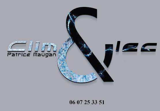 Logo clim&lec installation de pompe à chaleur Landes 40