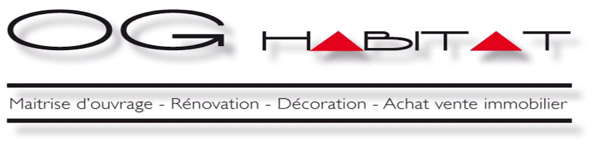 Logo OG Habitat aménagement intérieurs des combles Loire 42