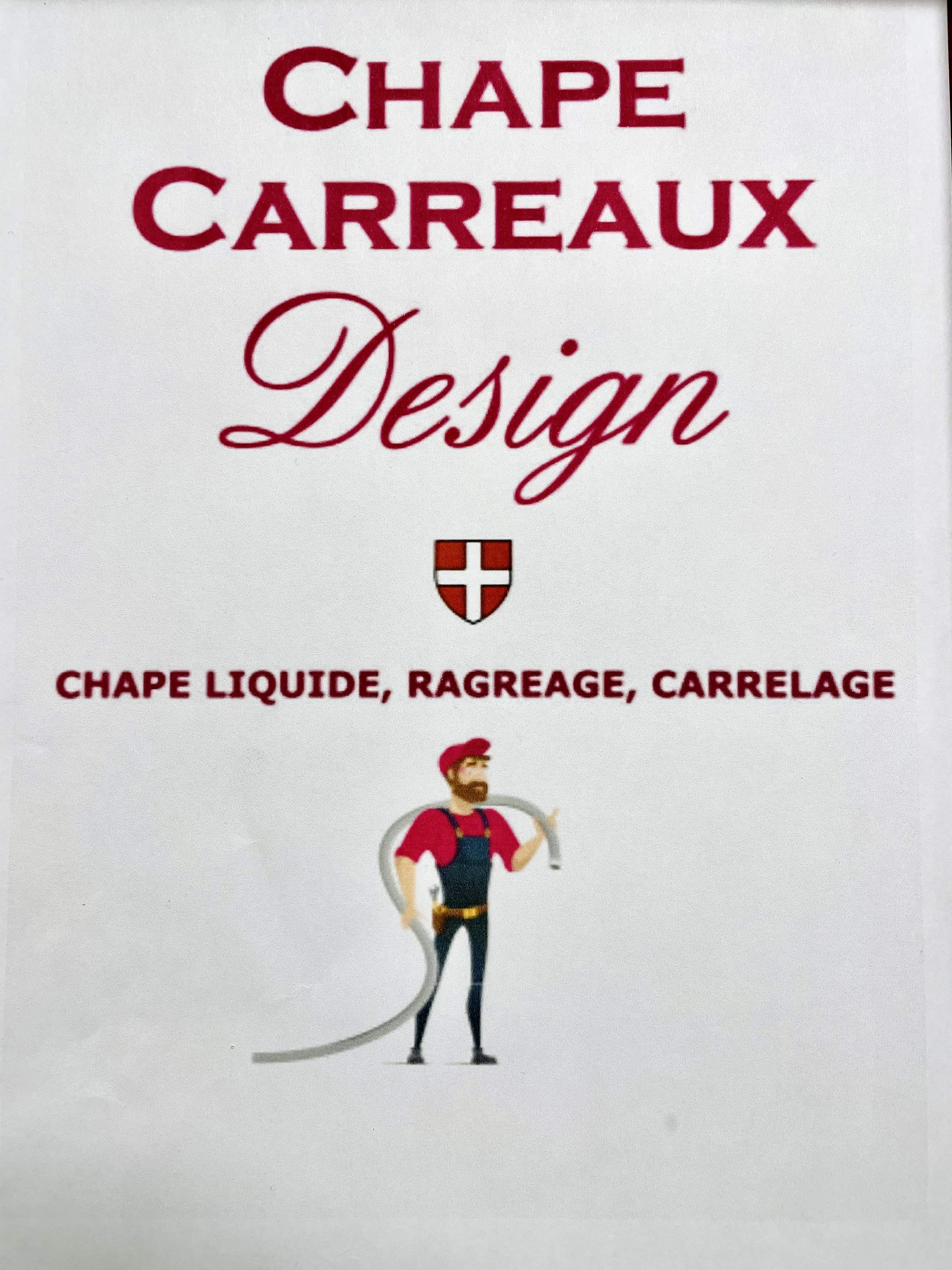 Logo Chape carreaux design maçonnerie Savoie 73