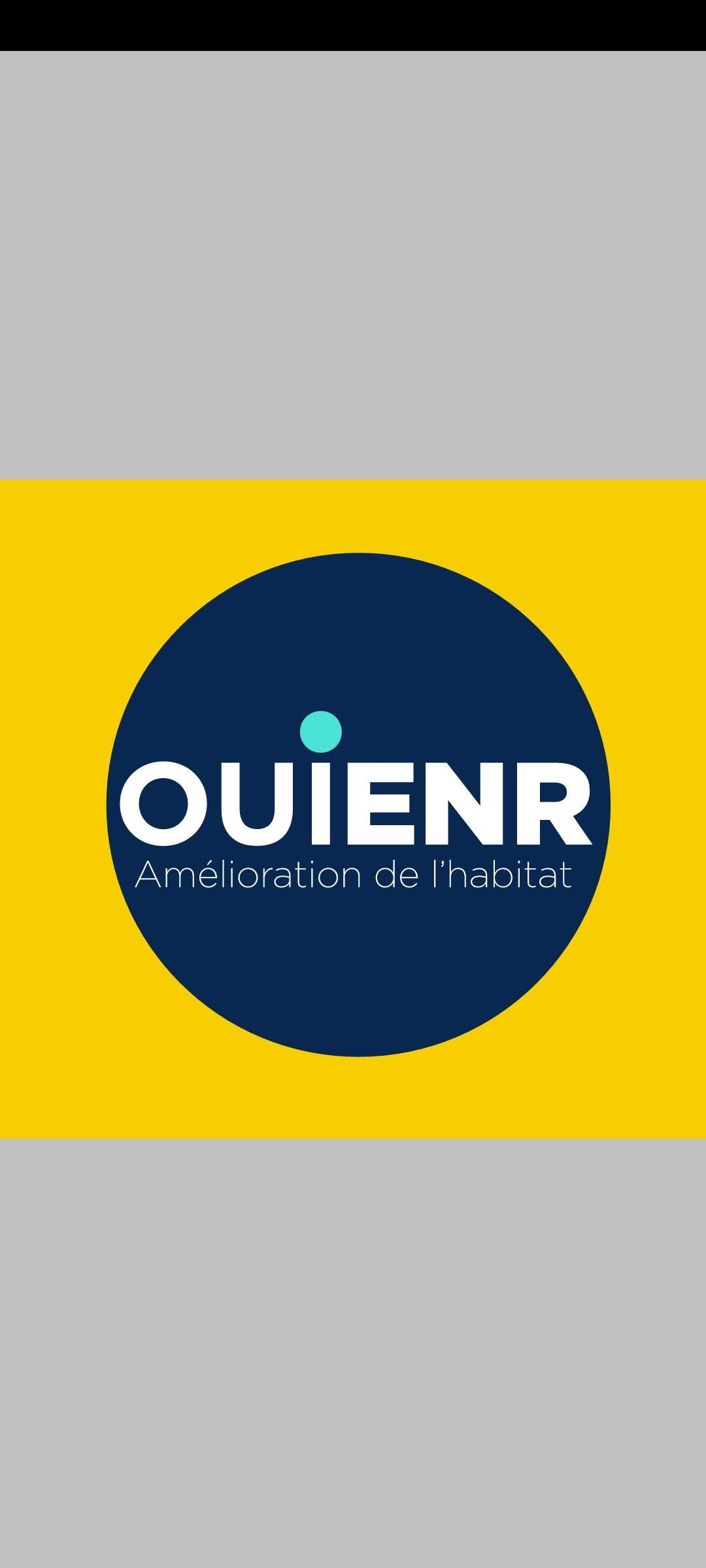Logo OUI ENR installation de pompe à chaleur Marseille 13015